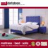 Modernes gepolstertes Plattform-Leder-Bett für Schlafzimmer-Ausgangs-und Hotel-Möbel (G7010)