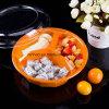 [فوود غرد] مستهلكة [فست فوود] بلاستيكيّة يعبّئ أرض محصورة وجبة غداء [بكينغ بوإكس] لأنّ مطعم