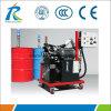 Máquina de formação de espuma do poliuretano de EVA para a isolação do tanque de água