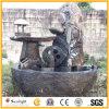 옥외 정원 & Landcaping를 위한 자연적인 중국 화강암 대리석 돌 샘