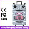 Haut-parleur extérieur de Bluetooth de système sans fil de pouvoir d'usager grand avec pouce F12-20 du chariot 12