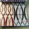 Tissé de polyester Tissu jacquard rideau ou matelas
