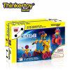Particella elementare educativa di immaginazione dell'attrezzo dell'automobile del giocattolo dei giochi di DIY per i bambini