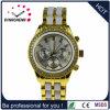 De Horloges Relojes, het Horloge van het Silicone van de Douane, Dames van de gelei stellen zich Horloges, de Horloges van de Manier voor (gelijkstroom-350)