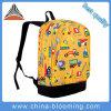学生の黄色い幼稚園の子供の子供の漫画の学校のバックパック袋