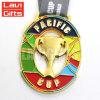 Дешевое выполненное на заказ пустое медаль металла золота для настольного тенниса