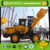 Changlin mini cargador Zl18h de la rueda de 1.8 toneladas con alto rendimiento