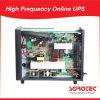 3/0.9 동력 인자 10-20kVA를 가진 1 단계 380VAC/220VAC 고주파 온라인 UPS