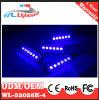 Diodo emissor de luz azul Emergency Lighthead da montagem da grade e da superfície