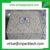O luxo que grava a caixa de armazenamento Recyclable da placa de papel da restauração engarrafa Fot o perfume