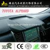 Parabrisas auto del regalo de la navegación del coche antideslumbrante para Toyota Alphard 10 20series