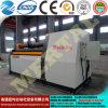 カスタマイズされた版のロールスロイスのセリウム公認CNCの版の圧延機Mclw12xnc-16*2500