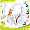 Casque stéréo sans fil et Bluetooth avec radio FM / carte SD