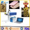 Hohe Leistungsfähigkeits-Telefon-Kasten CNC-Markierungs-Faser-Laser