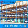 Cremalheira elevada personalizada do armazenamento de cilindro da utilização do espaço do fornecedor de China