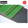 Har2120 Non-Slip POM Material Rubber Modular Conveyor Belt