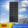 Panneau solaire mono de la qualité 160W avec le certificat d'OIN de CCE TUV de la CE