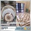 Medaglione di qualità superiore del marmo del getto di acqua per corridoio o l'ingresso