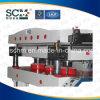 Hidráulico insignia Caja de joyería Máquina automática Estampación en caliente