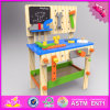 2016 neue Entwurfs-Kind-hölzerner Spielzeug-Werktisch W03D076D