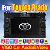 Coche DVD estéreo GPS para el crucero Prado (VTP7155) de la tierra de Toyota