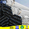 Ligne de tube de l'eau galvanisée par Bs1387 d'embout fileté (HDP023)