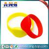 De waterdichte Armband van het Silicone 13.56MHz NFC Ultralight C RFID MIFARE