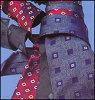 絹のスカーフ