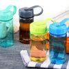 La grande plastica di capienza mette in mostra la bottiglia di acqua libera a perfetta tenuta di forma fisica BPA