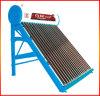 Aquecedor de água solar não pressurizado