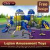 CE style simple Enfants plastique en plein air Aire de jeux (X1283-12)