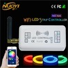 Regulador sin hilos de Hotest RGB RGB LED WiFi para la tira del LED