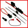 5x20 mm; Portatubo 6X30mm Fusible de vidrio con Cables de alambre