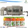 Botellas de PET de llenado en caliente automática Máquina de Llenado de jugo de manzana, jugo de naranja planta