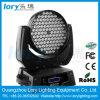 luz principal móvil de la etapa de 108PCS*3W RGBW LED