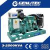 Industrieller 100kw Volvo Penta Dieselgenerator 125kVA Schweden-