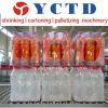 감소시키십시오 노동비 PE 필름 열 수축 패킹 기계장치 (YCTD)를