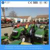 трактор мелкого крестьянского хозяйства 55HP 4WD аграрный для пользы сада