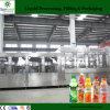 Fles 3 van het huisdier of van het Glas in-1 Bottelende het Vullen van het Vruchtesap Machine/Systeem/Installatie