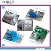 Película plástica que recicl para olear o óleo do equipamento 90% da pirólise