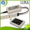 12V línea doble luz de tira del 120LEDs/M RGBW