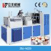 máquina media Zbj-Nzz de la taza de té del papel de la velocidad 60-70PCS/Min