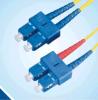 Шнур заплаты оптического волокна Sc/Upc-Sc/Upc двухшпиндельный Sm