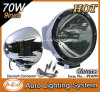 Road Light HID Xenon Driving Lightを離れた熱いSelling Chrome 9 Inch 70W、(PD899)