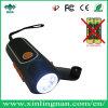 デジタルAM/FMラジオが付いている緊急の不安定な懐中電燈