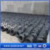 filo di acciaio ad alto tenore di carbonio di qualità di 6.5mm Rod
