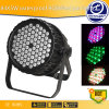 84X5w RGBW Waterproof LED PAR Light