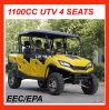 EEC / EPA 1100cc 4X4 UTV con 4 asientos (MC-172)