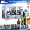 Máquina de rellenar negativa automática de la vodka/del whisky/del brandy