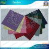 Coton personnalisés Bandana avec diverses couleurs (NF20F19016)
